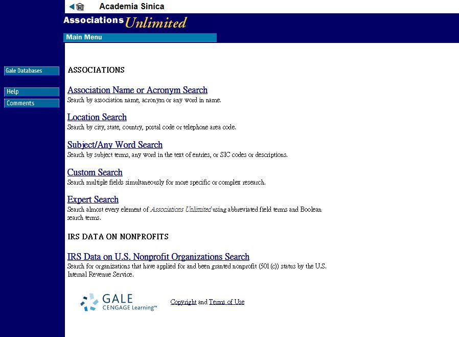 Associations Unlimited