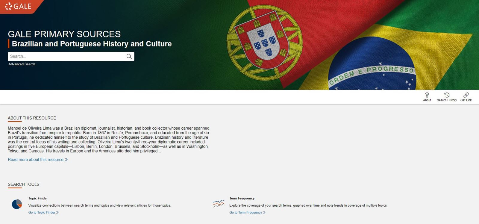 Brazilian and Portuguese History and Culture