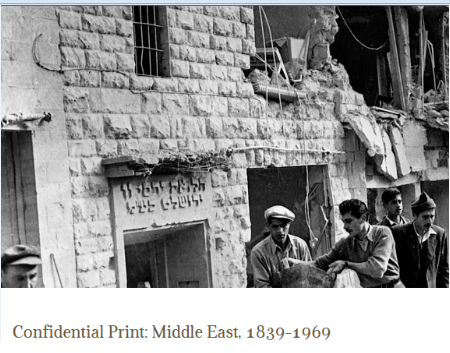 Confidential Print: Middle East, 1839-1969