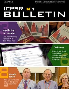 ICPSR Bulletin