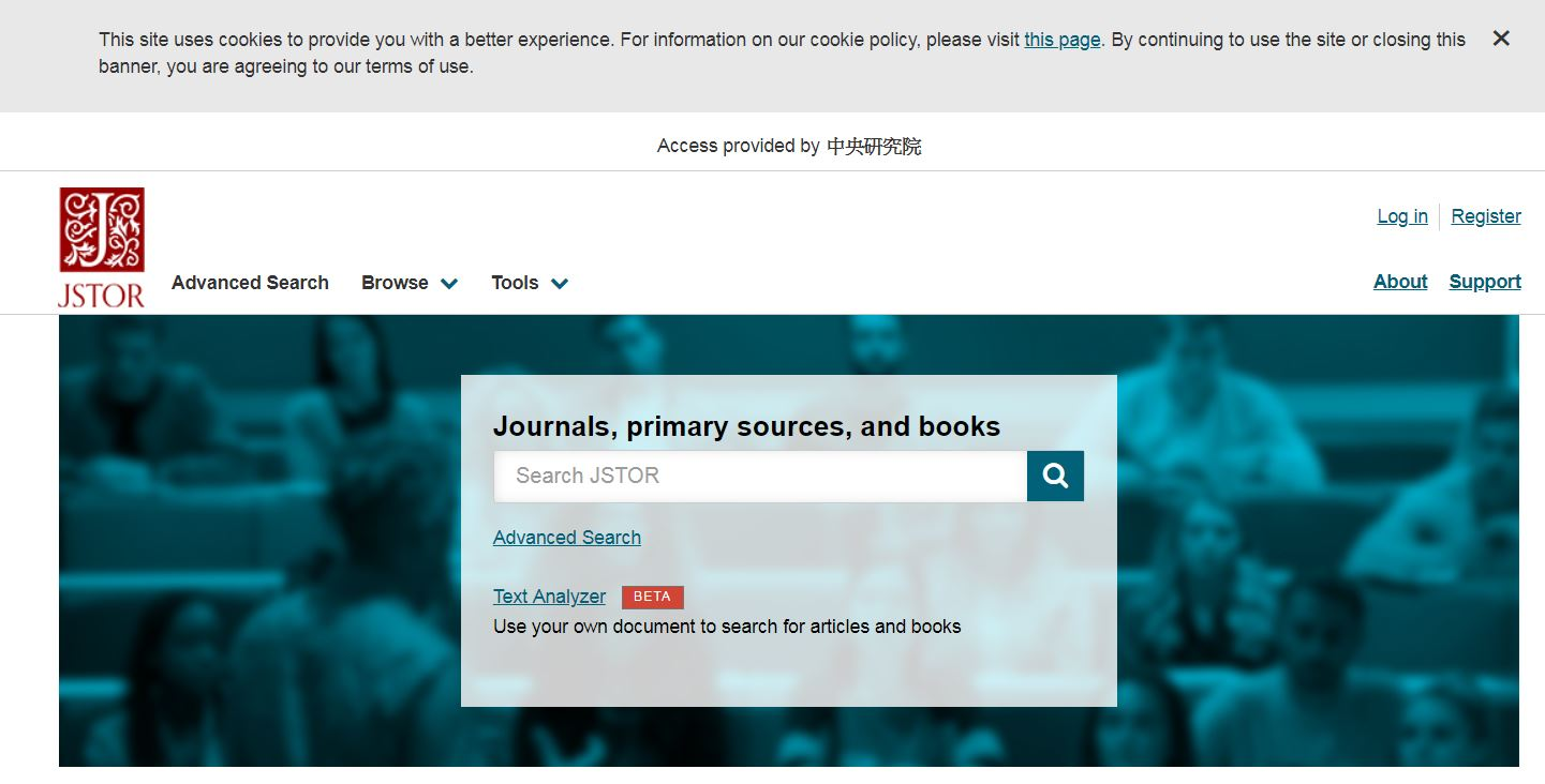 JSTOR Arts & Sciences XIV