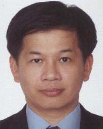 David W. F. Huang (on secondment)
