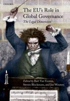 The EU's Role in Global Governance The Legal Dimension